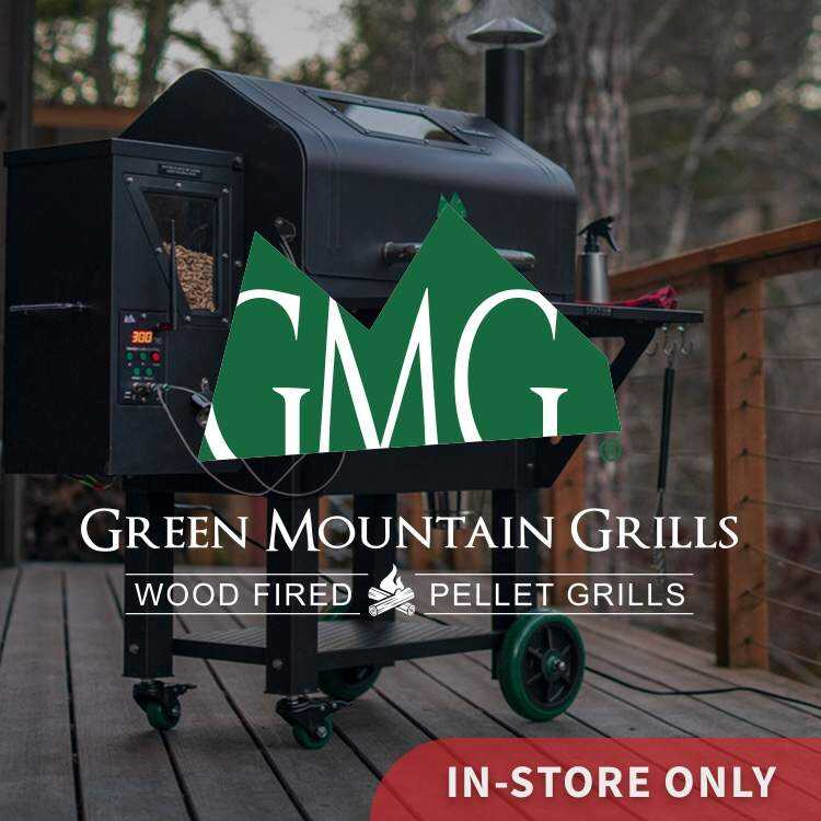 Shop Green Mountain Grills at Pride Home Center - In-Store Only
