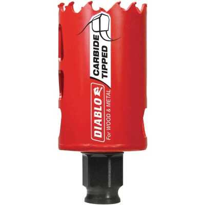 Diablo 1-5/8 In. Carbide-Tipped Hole Saw