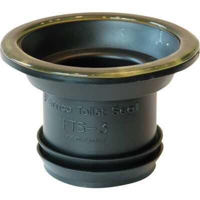 Fernco Wax-Free Toilet Gasket to Flange