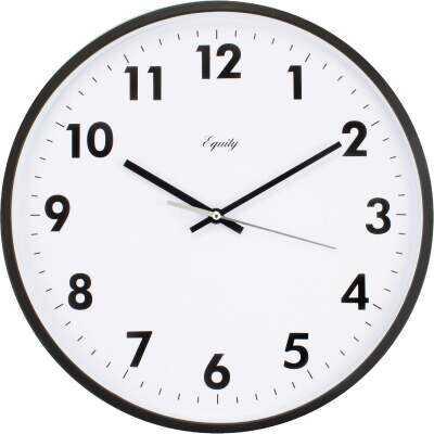 La Crosse Technology Equity Commercial Wall Clock