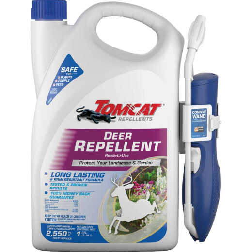 Tomcat 1 Gal. Ready To Use Deer & Rabbit Repellent