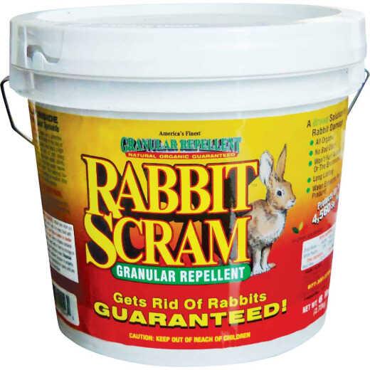 Rabbit Scram 6 Lb. Granular Organic Rabbit Repellent