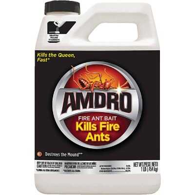 Amdro 1 Lb. Ready To Use Granules Fire Ant Killer