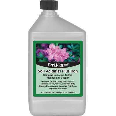 Ferti-lome 1 Qt. Iron Soil Acidifier