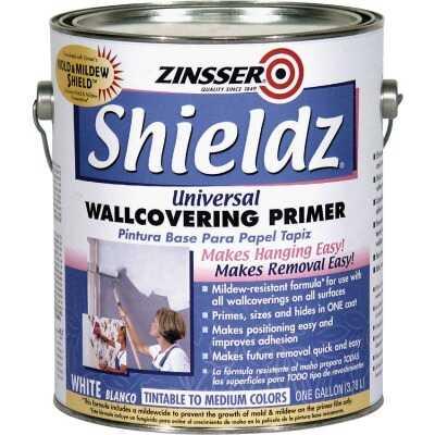 Zinsser Shieldz White Wallpaper Primer, 1 Gal.