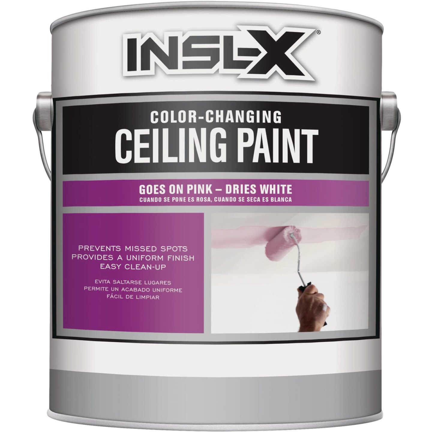 Insl-X 1 Gal. Color-Changing Ceiling Paint Image 1