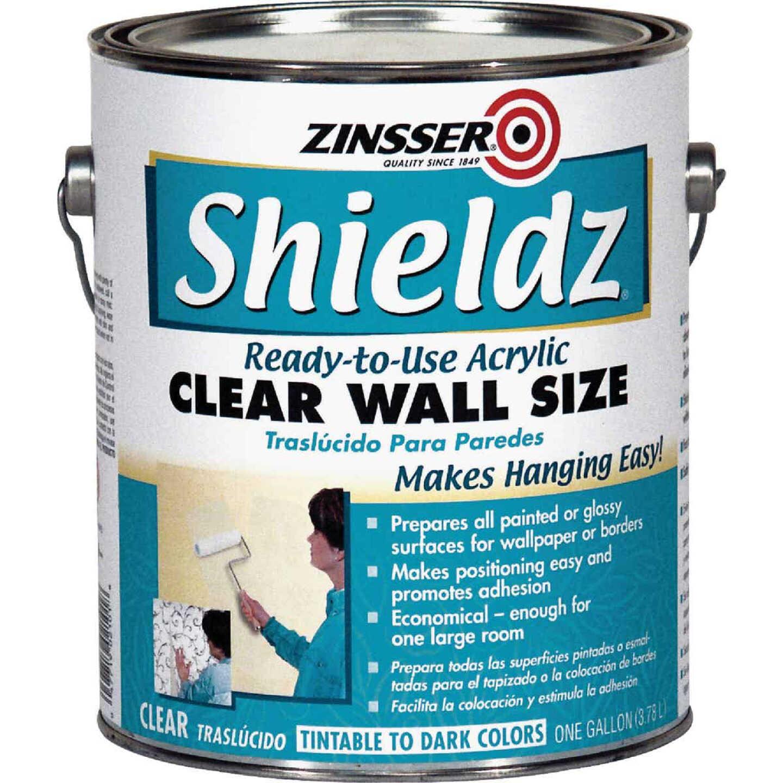 Zinsser Shieldz Clear Wallpaper Primer, 1 Gal. Image 1
